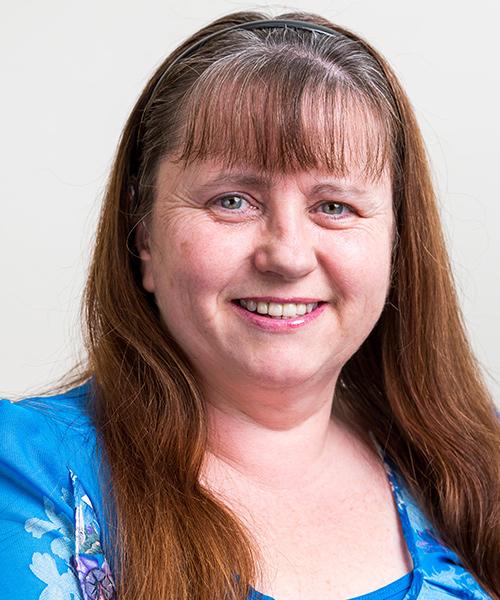 Image of Gillian Ingham